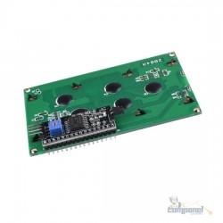 Display Lcd 20x4 C/ I2c Soldado